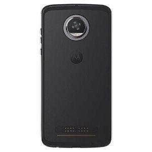 Capa para Motorola Moto X4 Fumê {Semi-transparente}