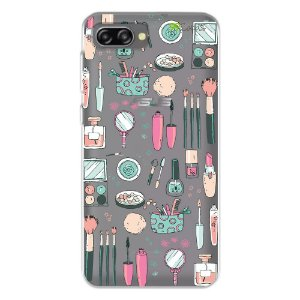 Capa para Zenfone 4 Max - 5.5 Polegadas - Make Up