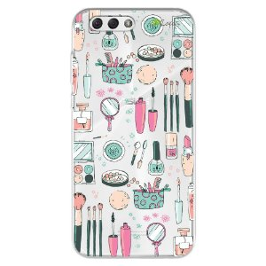 Capa para Zenfone 4 ZE554KL - 5.5 Polegadas - Make Up