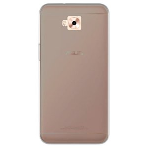 Capa para Zenfone 4 Selfie PRO - Fumê {Semi-transparente}