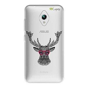 Capa para Zenfone GO ZC500TG - Alce