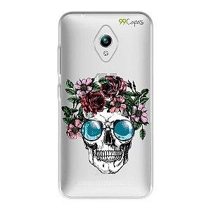 Capa para Zenfone GO ZC500TG - Caveira