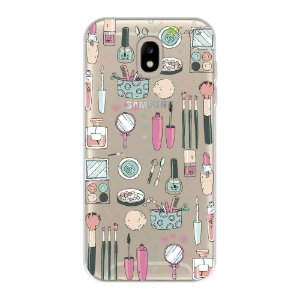 Capa para Galaxy J7 Pro - Make Up