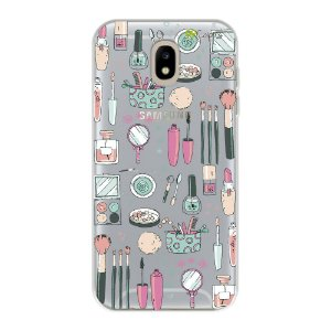 Capa para Galaxy J5 Pro - Make Up