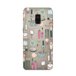 Capa para Galaxy A8 2018 - Make Up