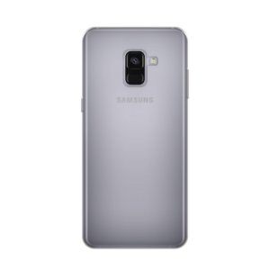 Capa Transparente Anti-Shock para Samsung Galaxy A8 Plus