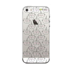 Capa para Apple iPhone 5 / 5S / SE - Catcorn