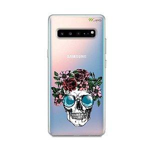 Capa para Galaxy S10  - Caveira