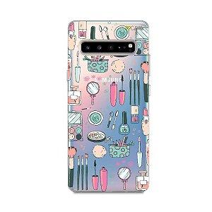 Capa para Galaxy S10 - Make Up
