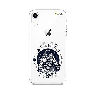 Capa para iPhone XR - Astronauta