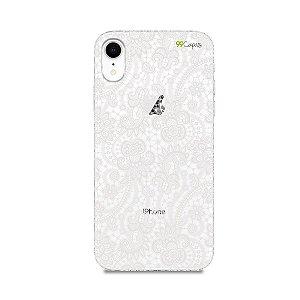 Capa para iPhone XR - Rendada