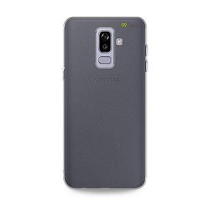 Capa Fumê para Galaxy J8 {Semi-transparente}