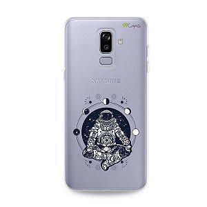 Capa para Galaxy J8 - Astronauta