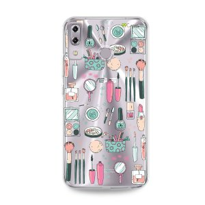 Capa para Asus Zenfone 5 e 5Z - Make Up