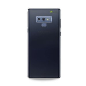 Capa Fumê para Galaxy Note 9 {Semi-transparente}