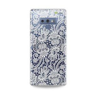 Capa para Galaxy Note 9 - Rendada