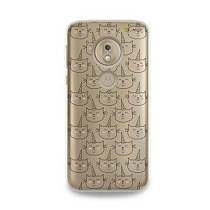 Capa para Moto G7 Play - Catcorn