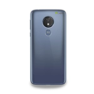 Capa Transparente Anti-Shock para Moto G7 Power