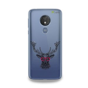 Capa para Moto G7 Power - Alce Hipster
