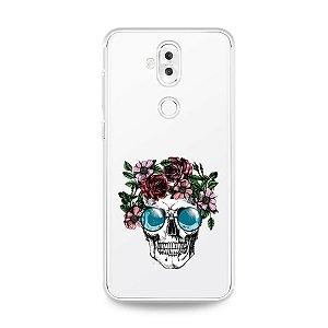 Capa para Zenfone 5 Selfie Pro - Caveira