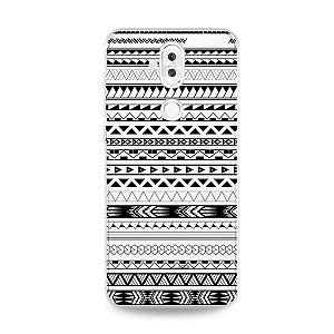 Capa para Zenfone 5 Selfie Pro - Maori Branca