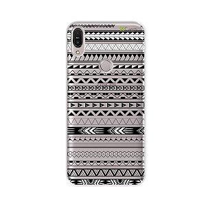 Capa para Zenfone Max Pro - Maori Branca