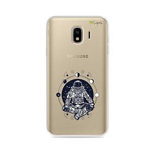 Capa para Galaxy J4 2018 - Astronauta