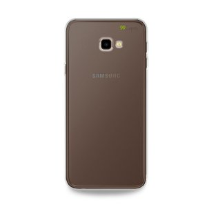 Capa Fumê para Galaxy J4 Plus {Semi-transparente}