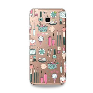 Capa para Galaxy J4 Plus - Make Up