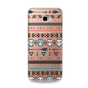 Capa para Galaxy J4 Plus - Tribal