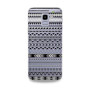 Capa para Galaxy J6 - Maori Branca