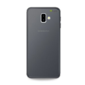 Capa Fumê para Galaxy J6 Plus {Semi-transparente}