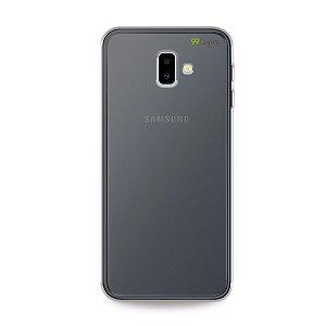 Capa Fumê para Galaxy J6 Plus {Semi-transparente}