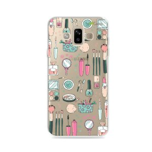 Capa para Galaxy J7 Duo - Make Up