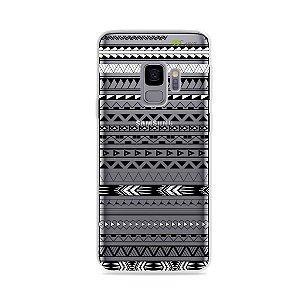 Capa para Galaxy S9 - Maori Branca