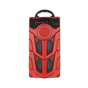 Caixa de Som Bluetooth Portátil Morango - 99Capas