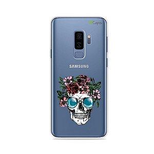 Capa para Galaxy S9 Plus - Caveira