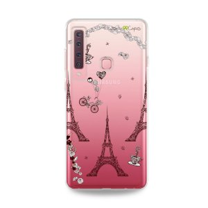 Capa para Galaxy A9 2018 - Paris