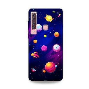 Capa para Galaxy A9 2018 - Galáxia