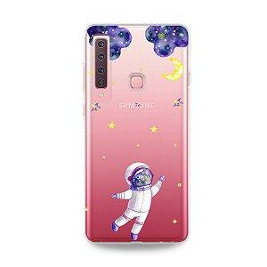Capa para Galaxy A9 2018 - Astronauta Sonhador