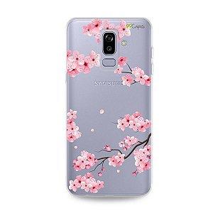 Capa para Galaxy J8 - Cerejeiras