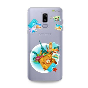 Capa para Galaxy J8 - Memórias