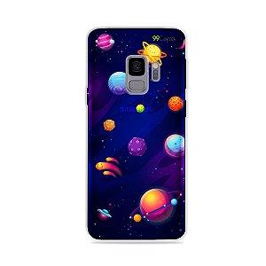 Capa para Galaxy S9 - Galáxia