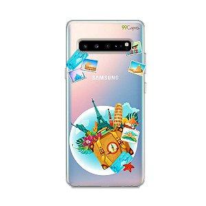 Capa para Samsung Galaxy S10 - Memórias