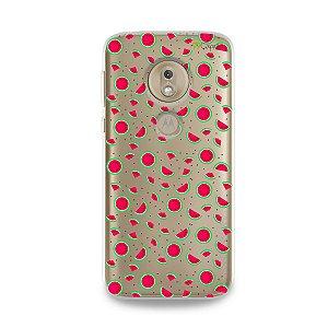Capa para Moto G7 Play - Mini Melancias