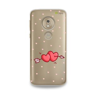 Capa para Moto G7 Play - In Love