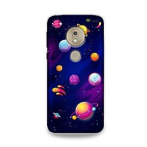 Capa para Moto G7 Play - Galáxia