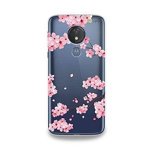 Capa para Moto G7 Power - Cerejeiras