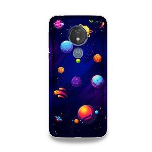 Capa para Moto G7 Power - Galáxia