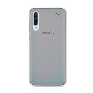 Capa Fumê para Galaxy A50 {Semi-transparente}